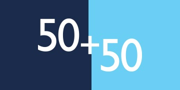 50 +50