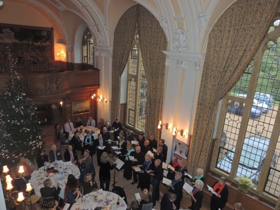 Dorchester Chamber Christmas 2014
