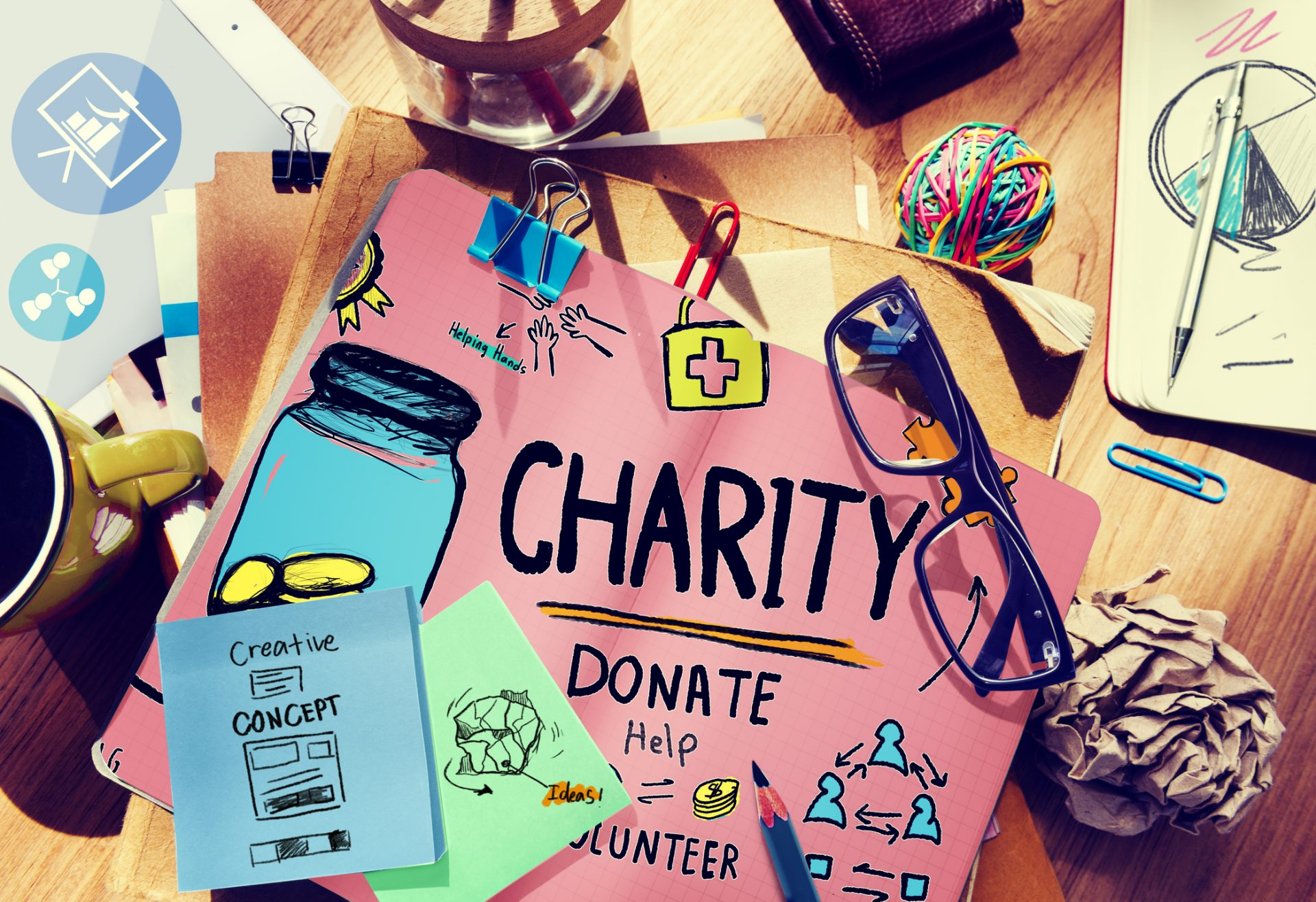 guidance on charities connected with non-charities, The Charity Commisson, charities, non-charities