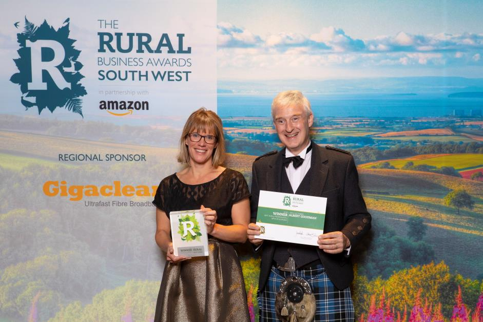 Rural Business Award Winners