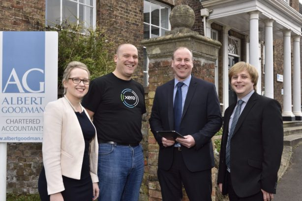 Xero Gold Partner in Somerset