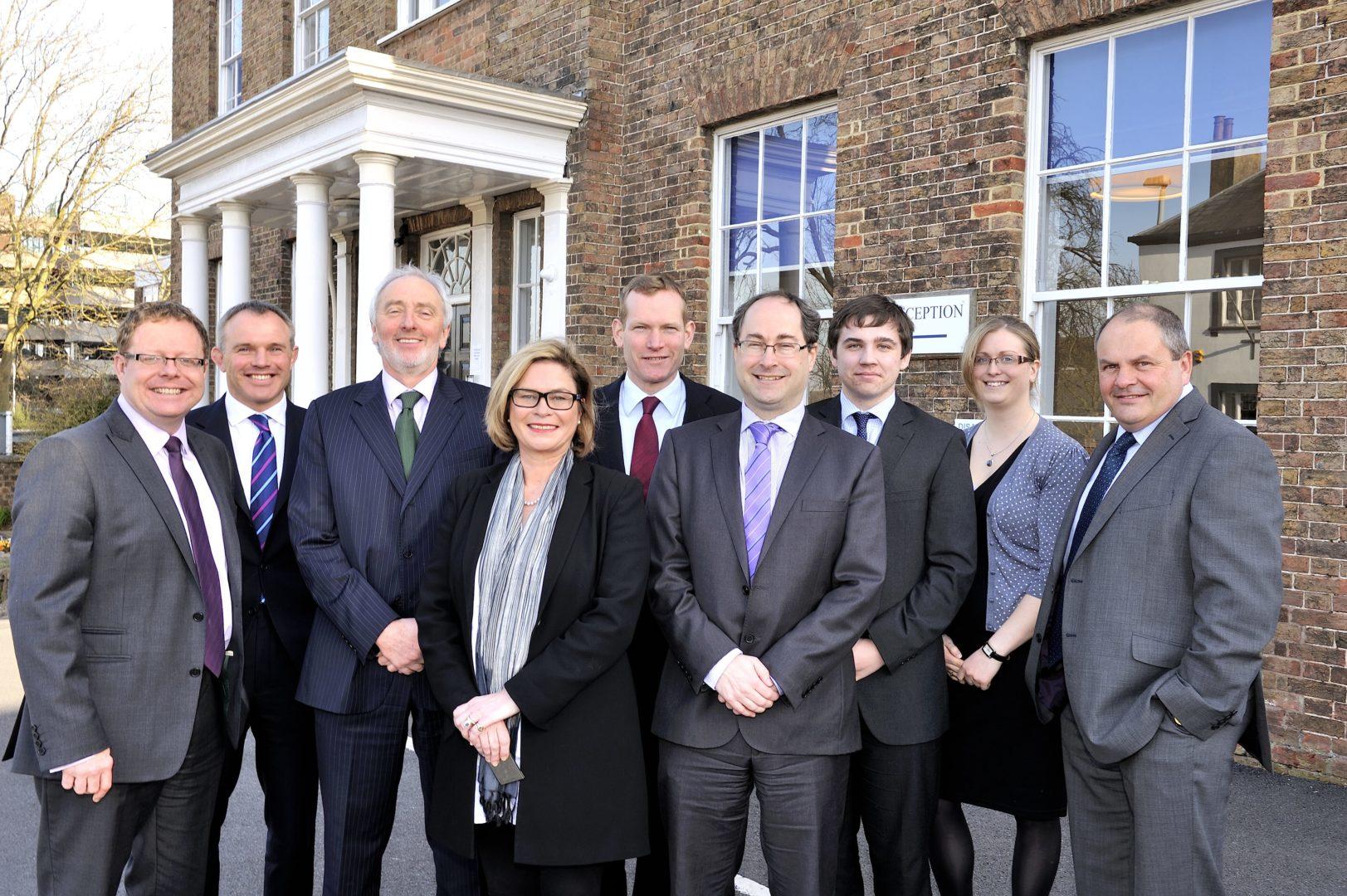Jeremy Browne MP & Rachel Gilmour
