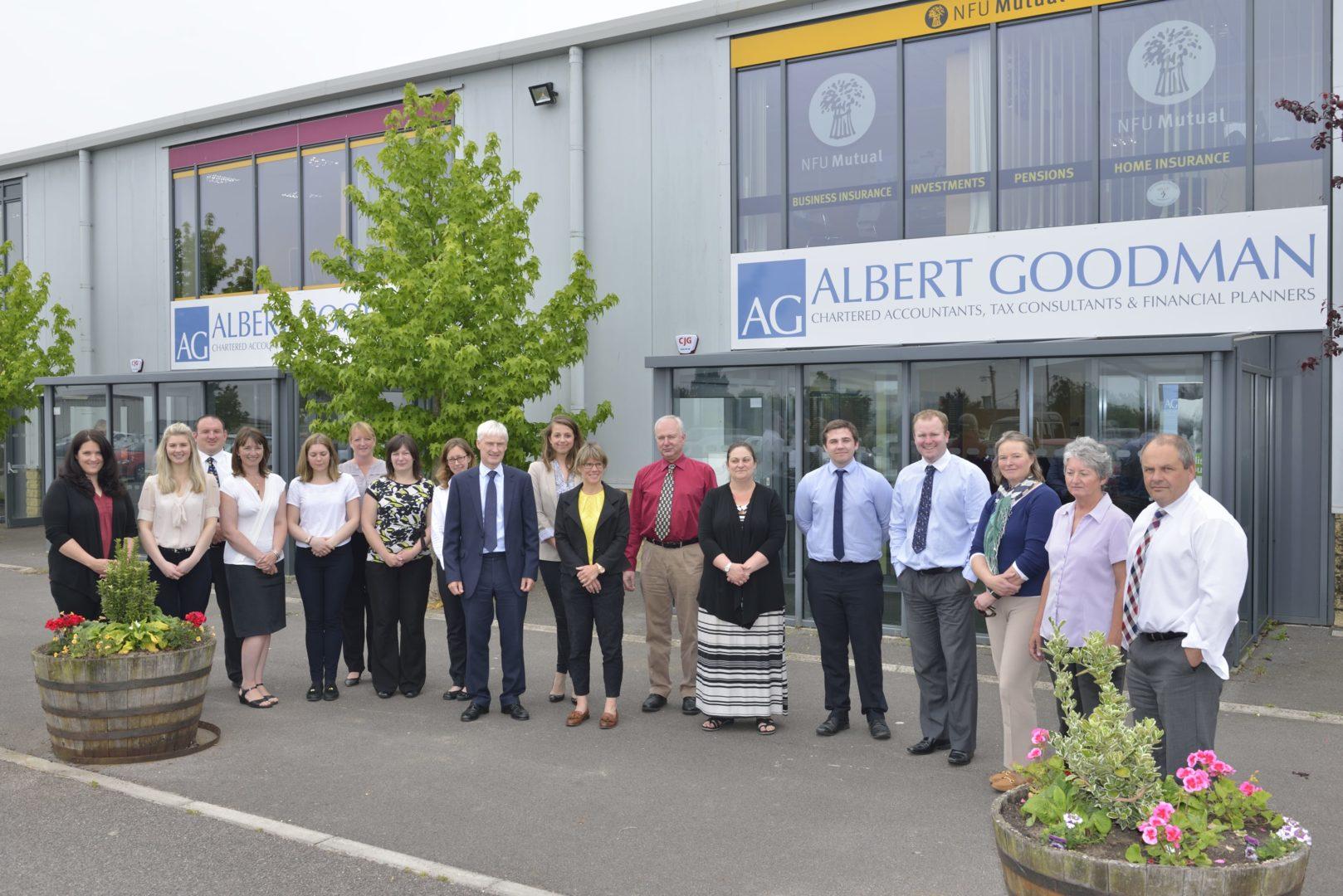Albert Goodman expands Bridgwater office