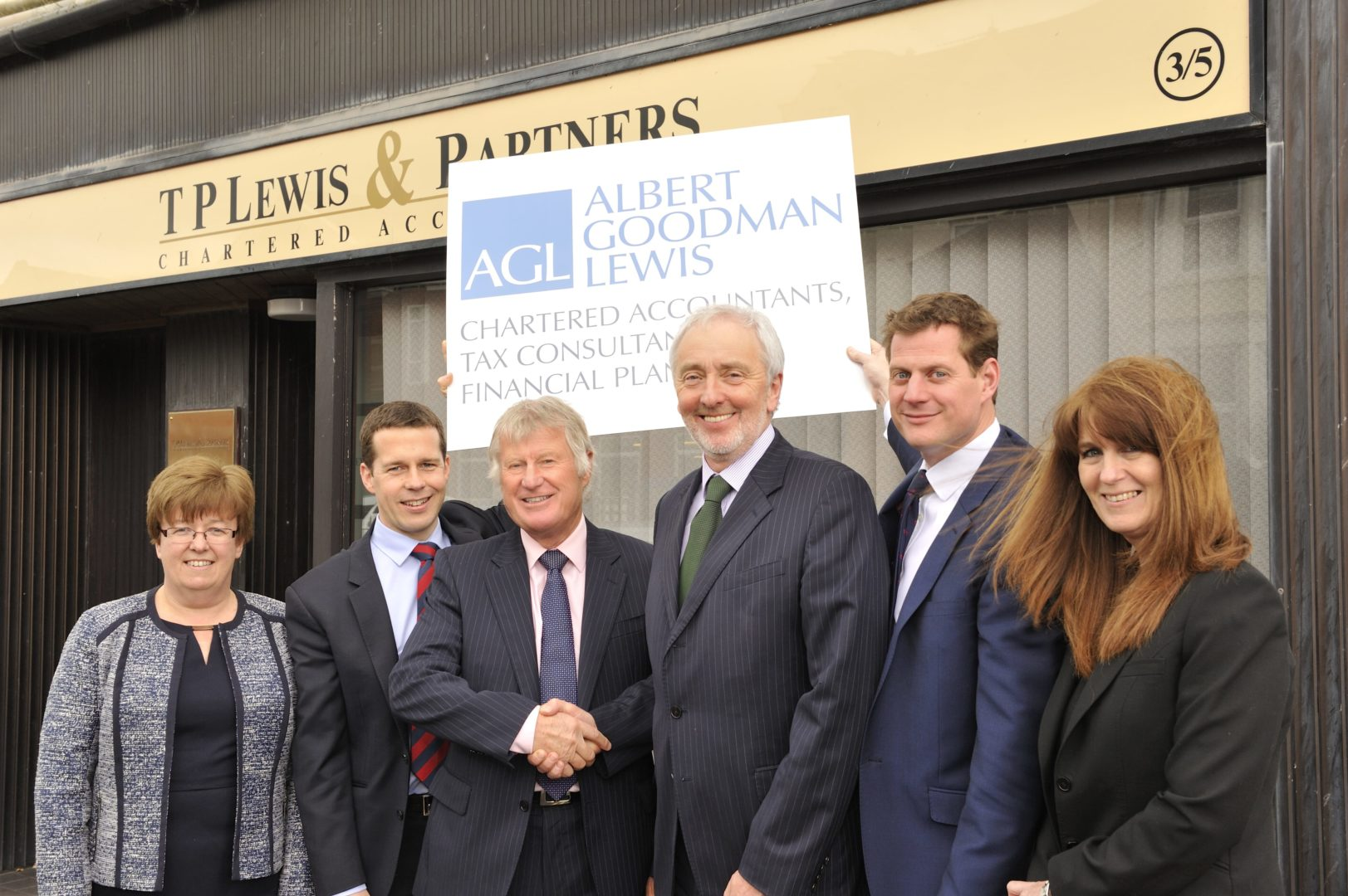 Photo of TP Lewis merger