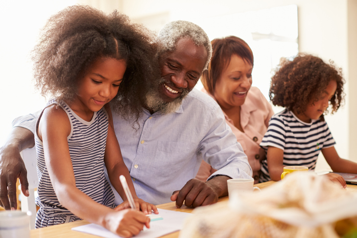 Can I afford to gift money to my Grandchildren?