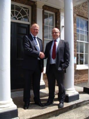 Jonathan Hill & Dave Robinson