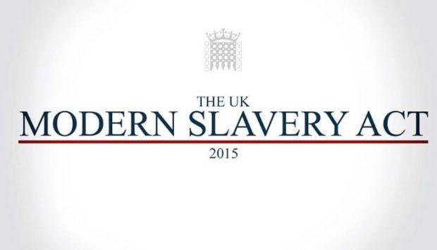 Modern Slavery Act 2015