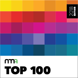 NMA Top 100 Award