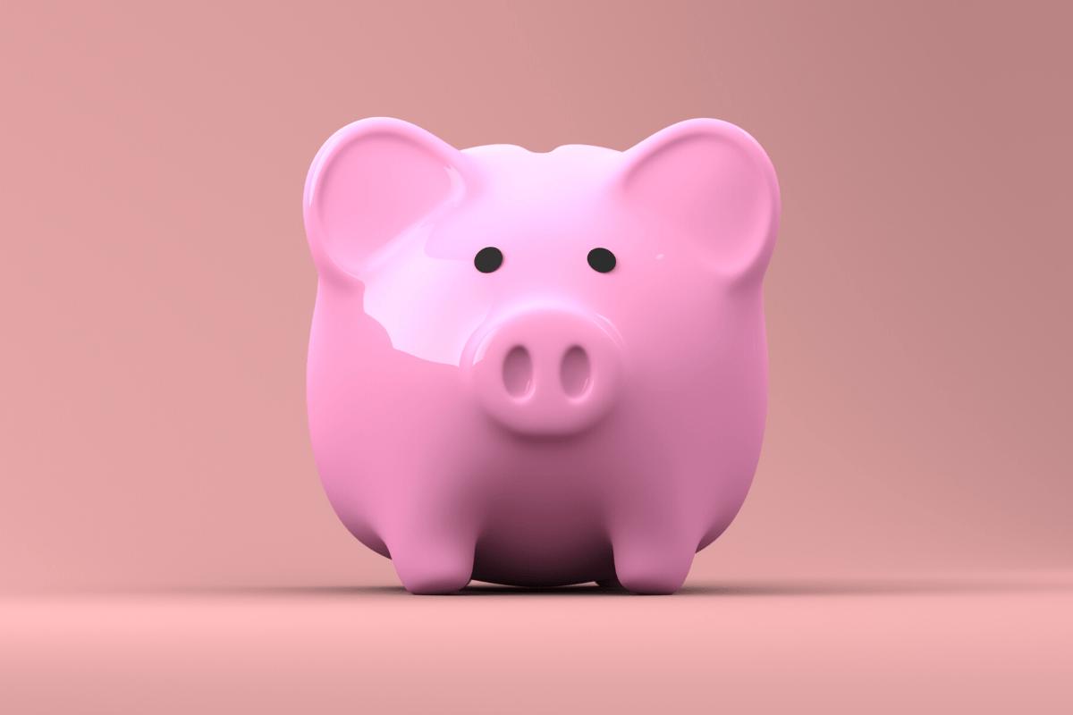 Piggy Bank - Financial Advisor Somerset