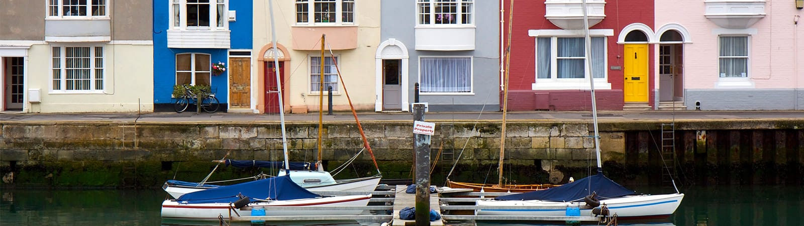Picture of Weymouth Harbour & boats