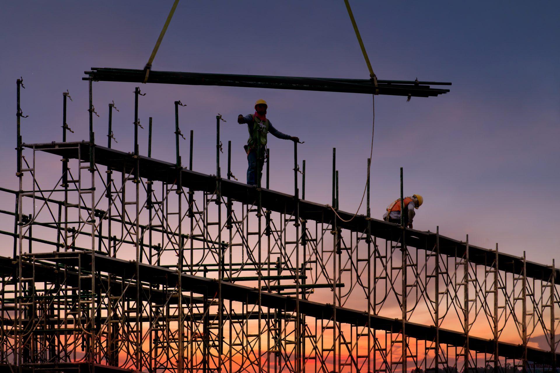 Construction sector VAT changes