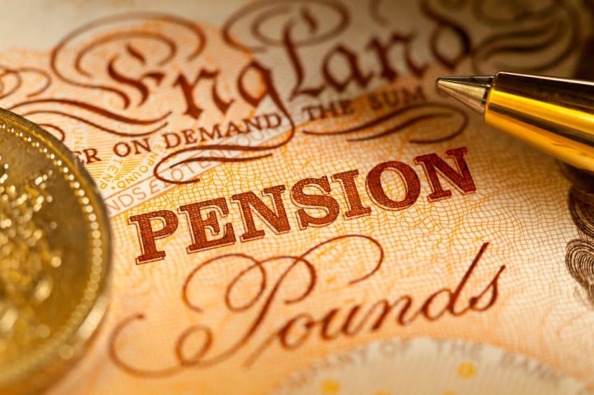UK Pension Pounds