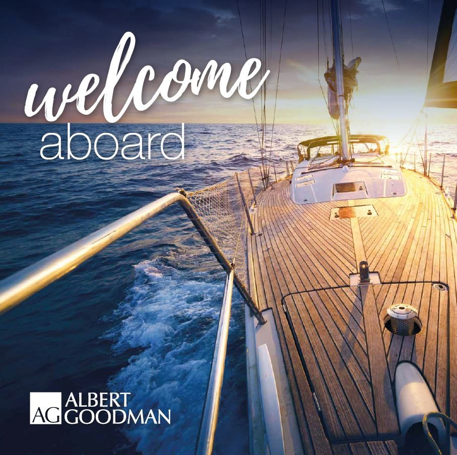 welcome aboard 2